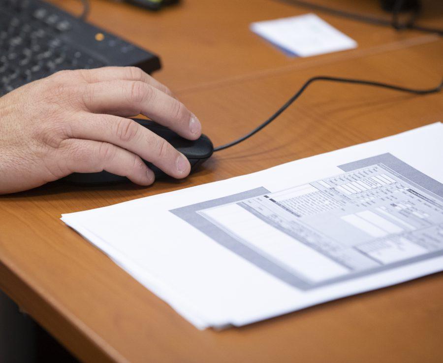 Inforit desk